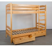 Двоповерхове ліжко Бернер