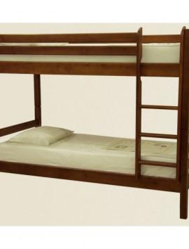 Кровать Двухъярусная - Твикс, трансформер из дерева