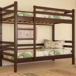 Ліжко двоповерхове  Крісті