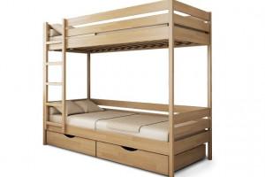 Ліжко Двоповерхове Засоня