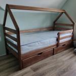 Односпальне Ліжко Будиночок Орео