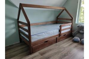 Односпальная кровать Домик - Орео