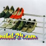 Полка телескопичная для обуви