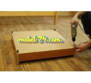 Стандартный ящик под кровать