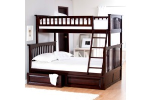 Двухъярусная кровать Веолетта