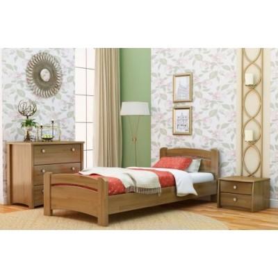 Кровать Венеция односпальная