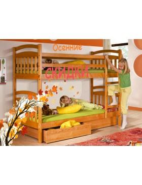 Кровать Двухъярусная Иринка