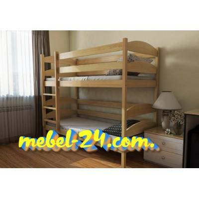 Детская-подростковая двухъярусная кровать